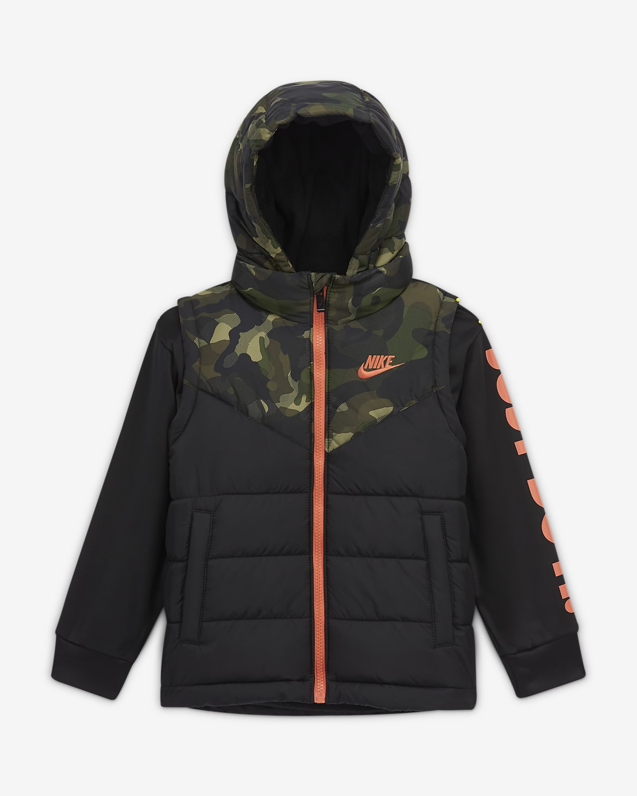 Nike Little Kids' Full-Zip Jacket