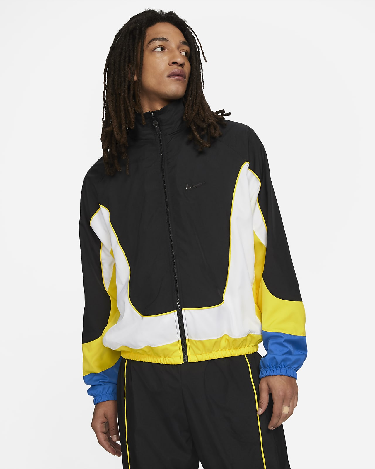Giacca da basket Nike Throwback - Uomo