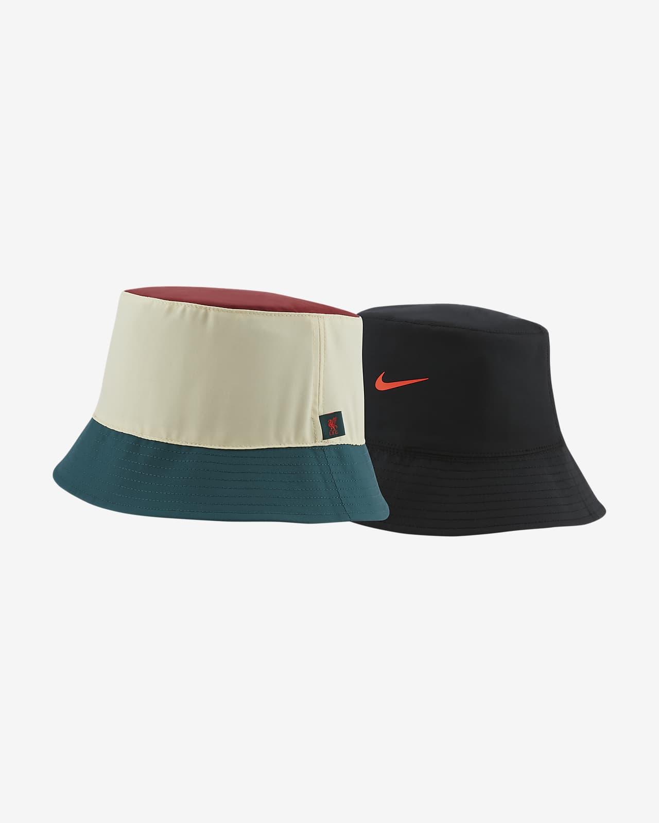Liverpool FC Nike Dri-FIT Reversible Soccer Bucket Hat