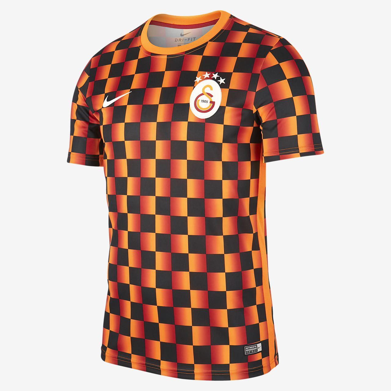 Galatasaray Men's Short-Sleeve Football Top