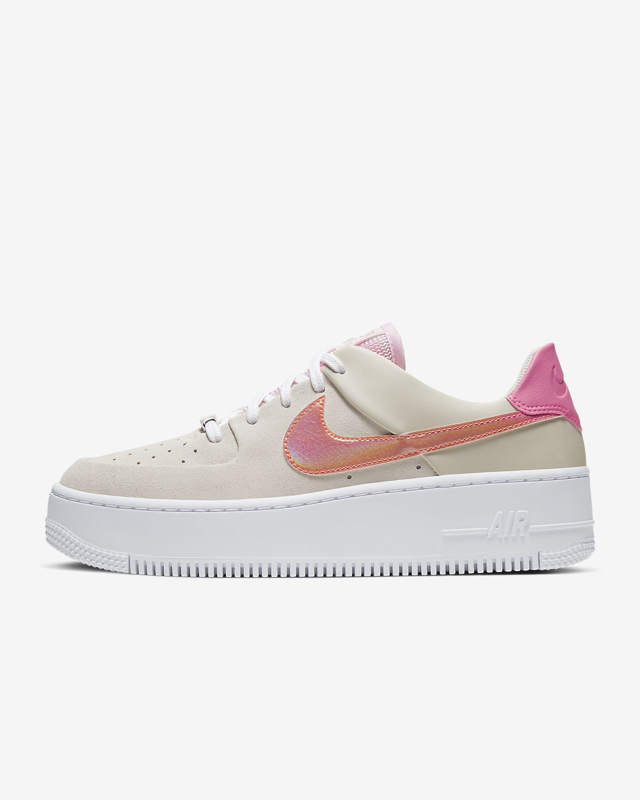 nike kids air force 1s sage low