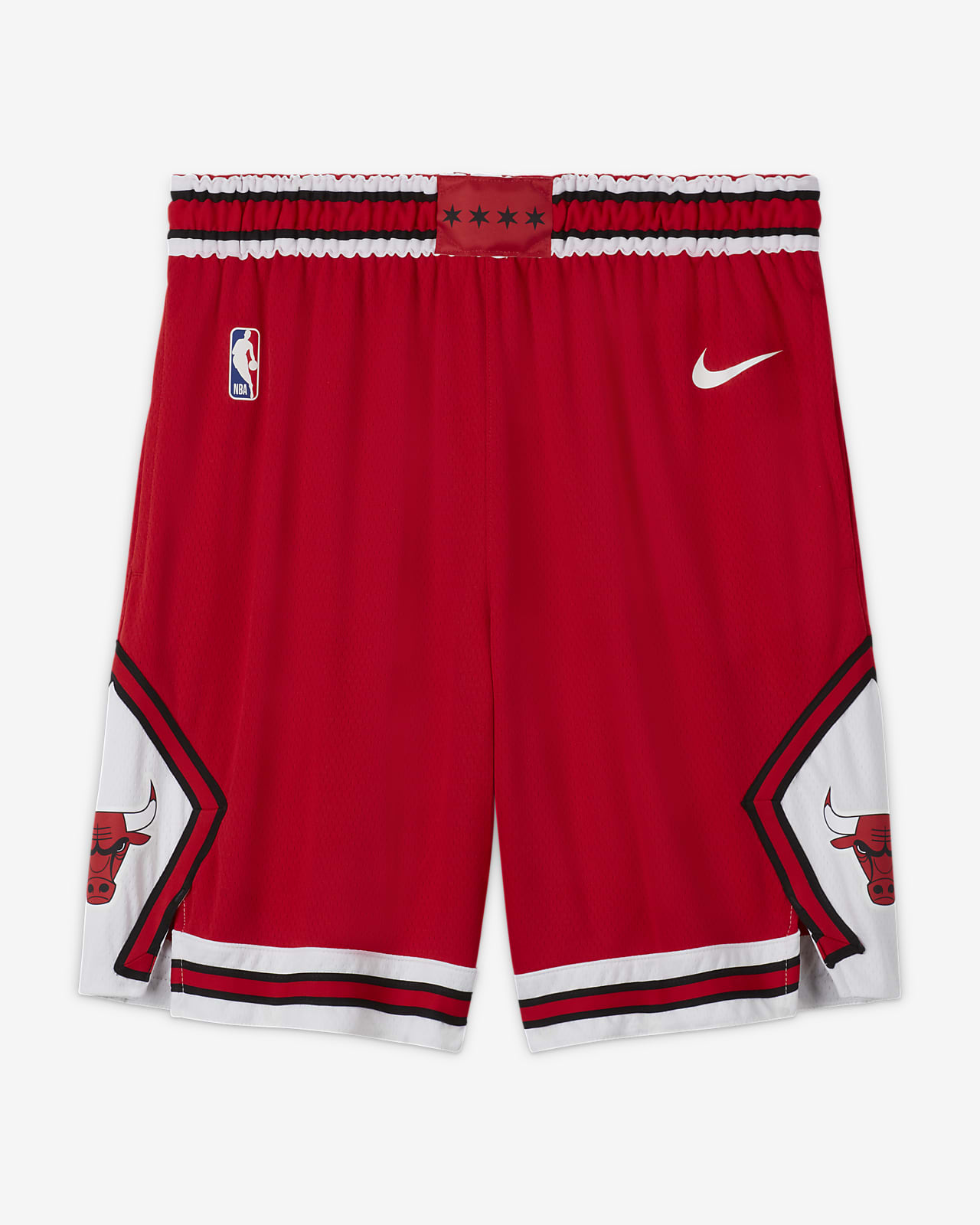 Short Nike NBA Chicago Bulls Icon Edition Swingman pour Homme