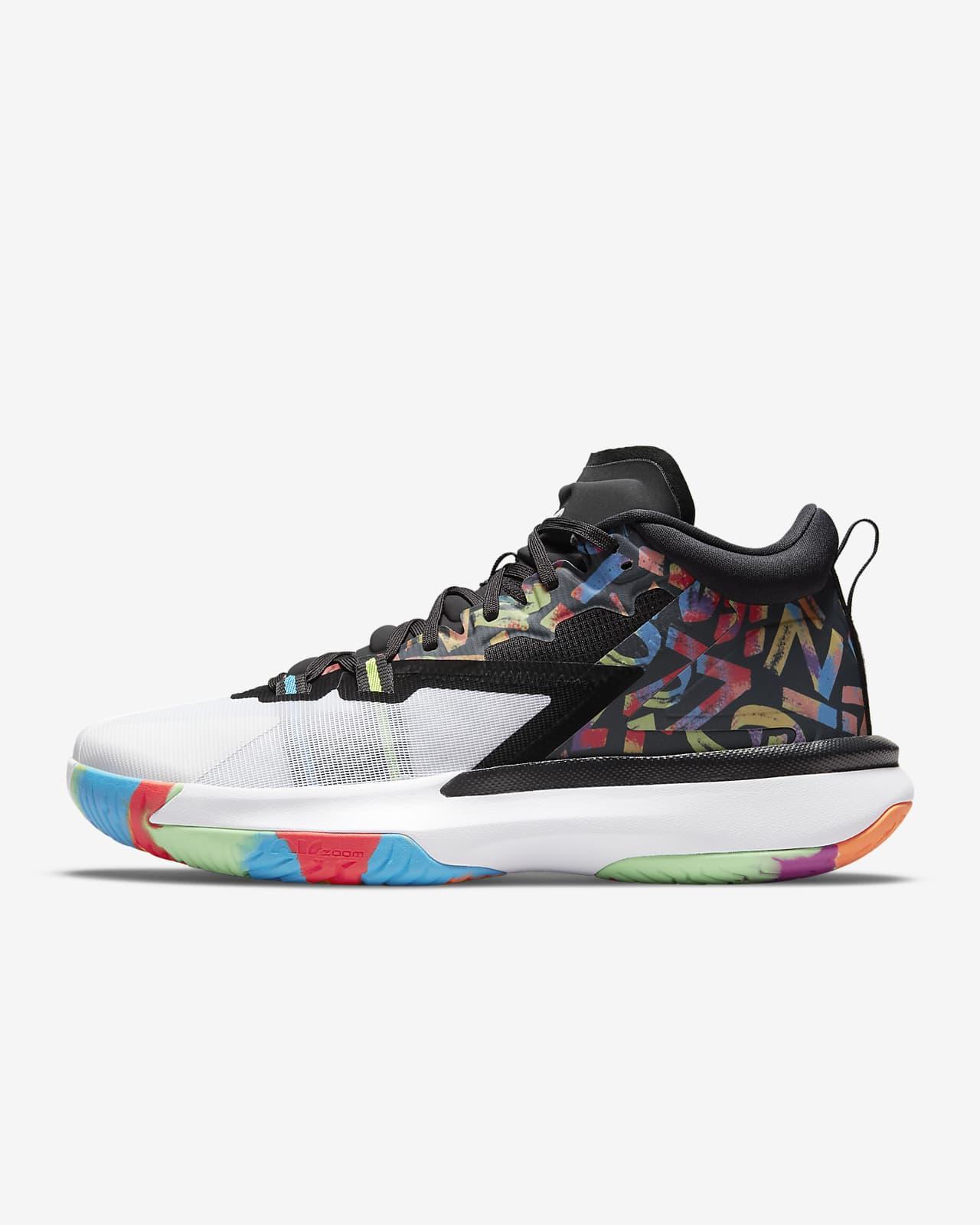 Zion 1 'Noah' Basketball Shoes