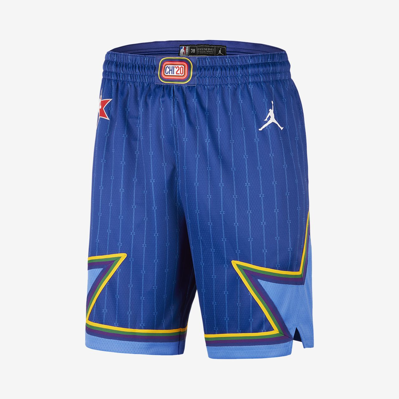 オールスター ジョーダン NBA スウィングマン ショートパンツ