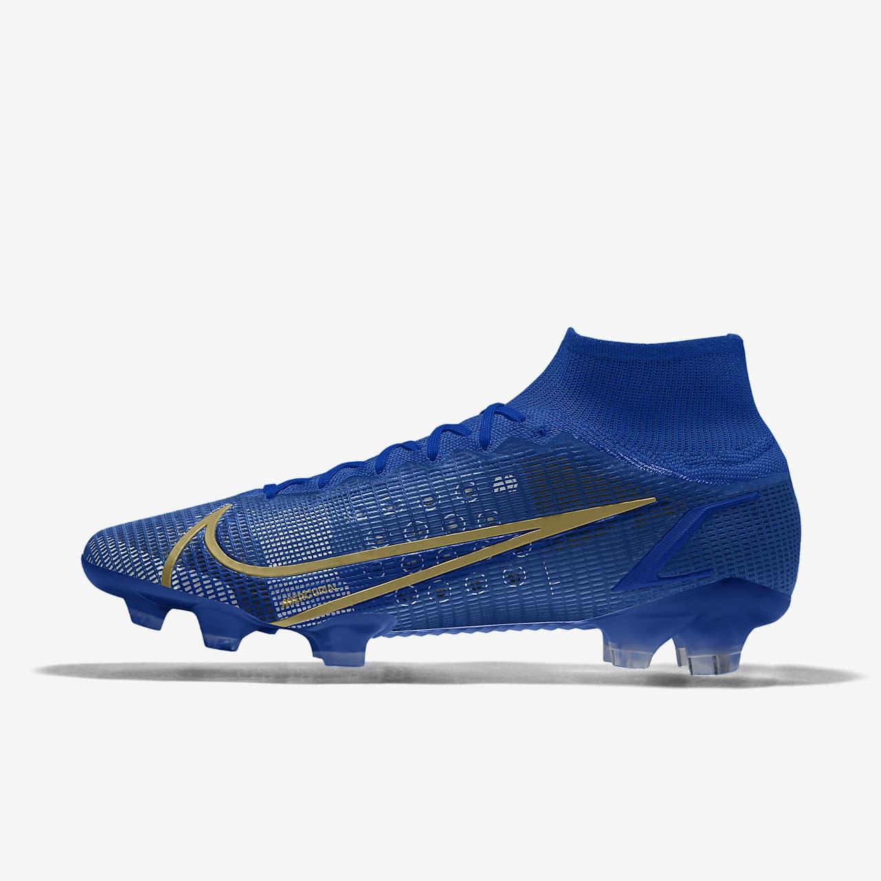 Nike Mercurial Superfly 8 Elite By You Custom Football Boot
