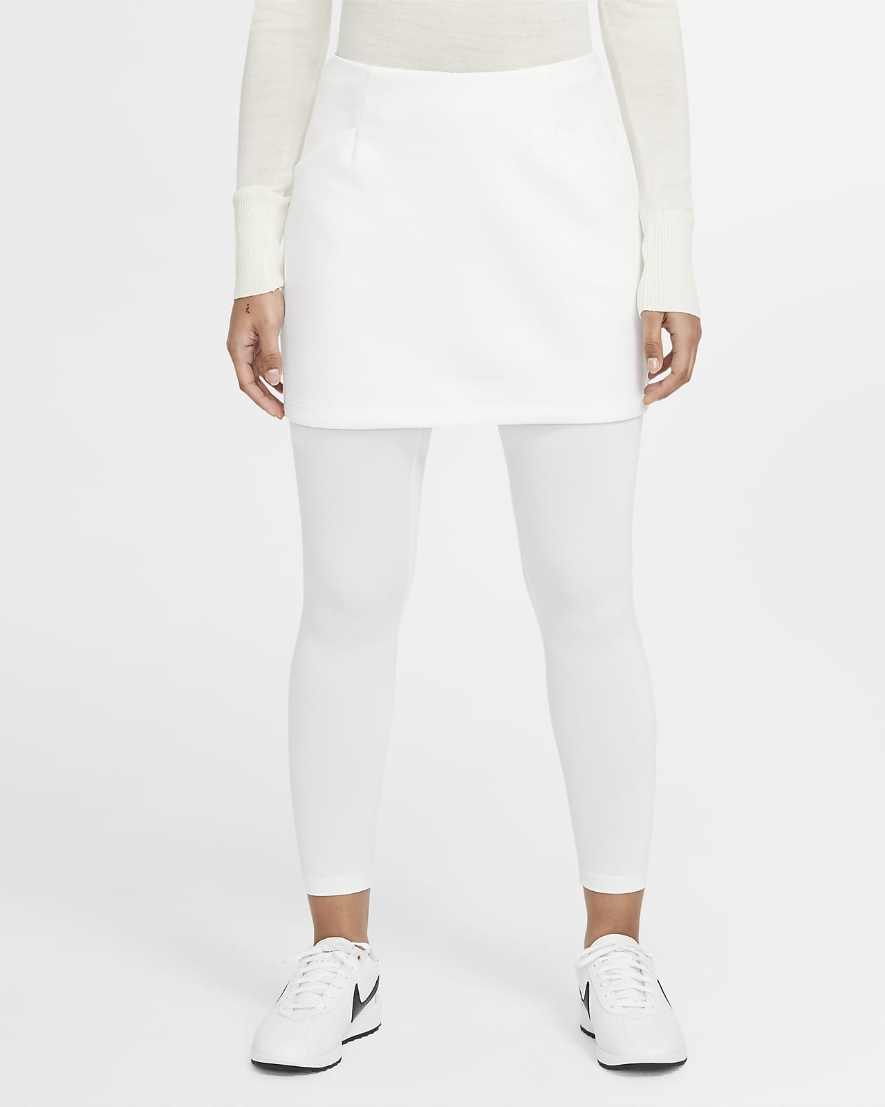 Falda con mallas de golf 2 en 1 para mujer Nike Dri-FIT UV