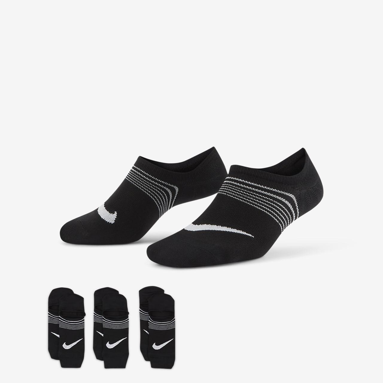 Salvapiedi da training Nike Everyday Plus Lightweight (3 paia) - Donna