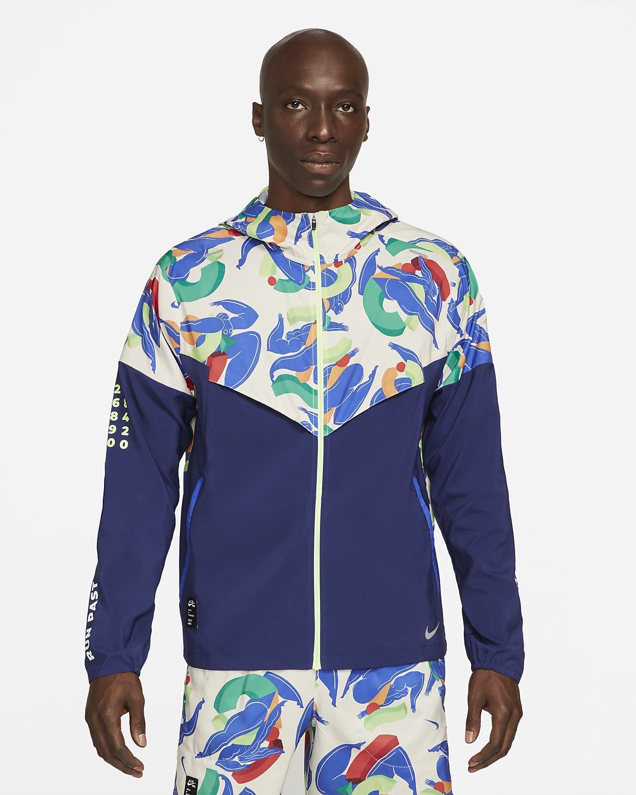 Nike Windrunner A.I.R.Kelly Anna London - Uomo
