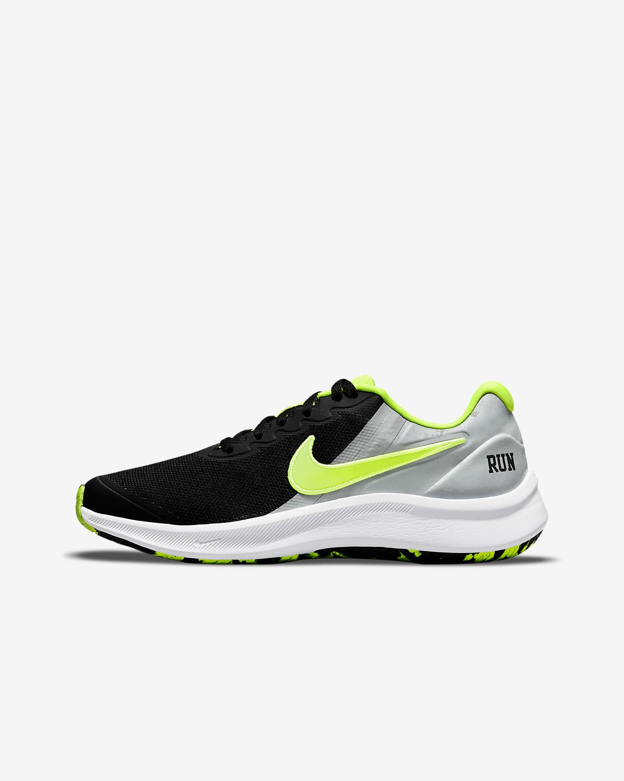 Nike Star Runner 3 Play Big Kids' Road Running Shoes