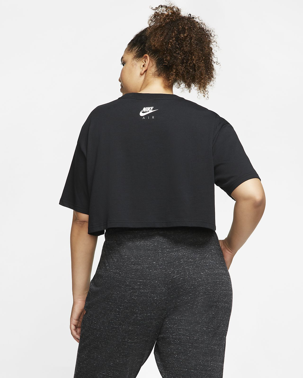 nike air tee shirt femme