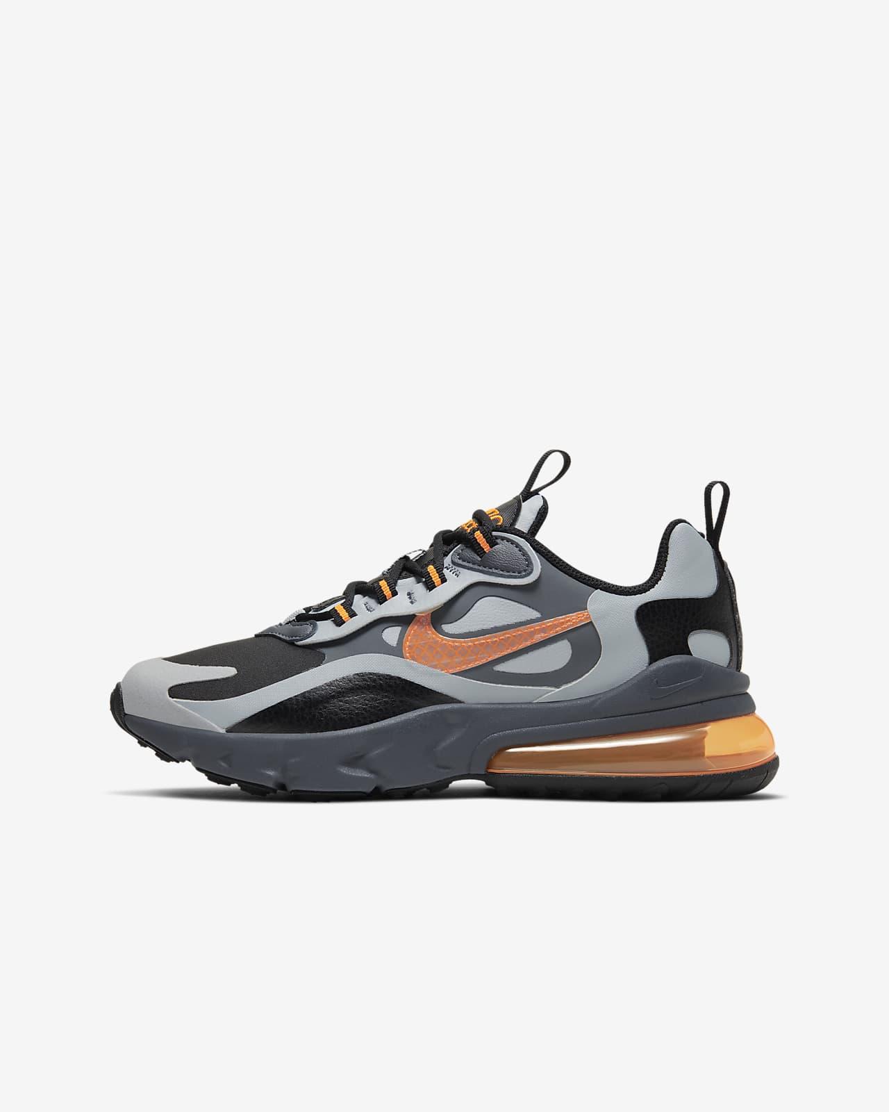 รองเท้าสำหรับเด็กโต Nike Air Max 270 React Winter