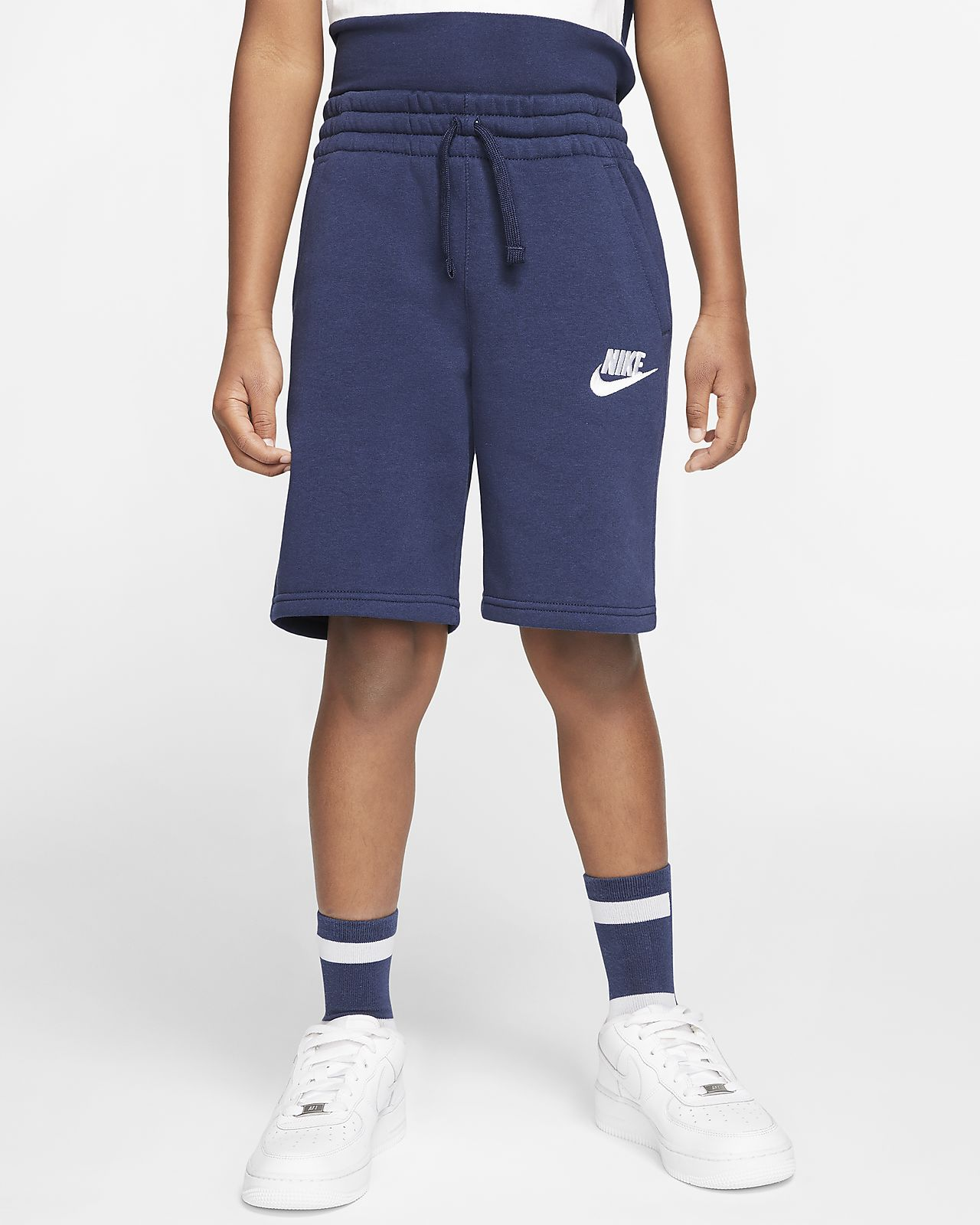 Σορτς Nike Sportswear Club Fleece για μεγάλα παιδιά