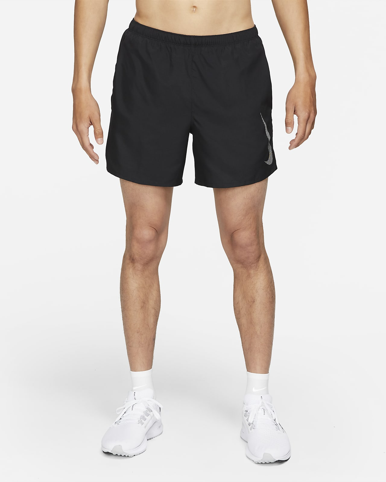 Nike Dri-FIT Run Division Challenger Men's Brief-Lined Running Shorts