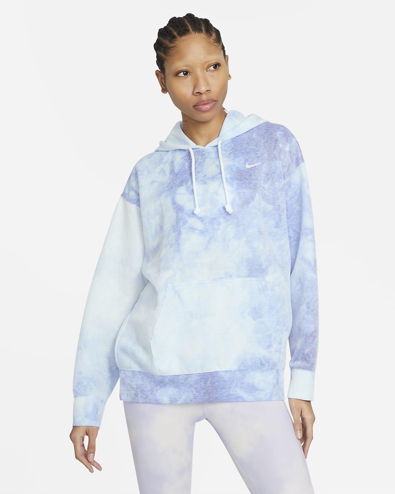 Damska bluza treningowa z kapturem Nike Icon Clash