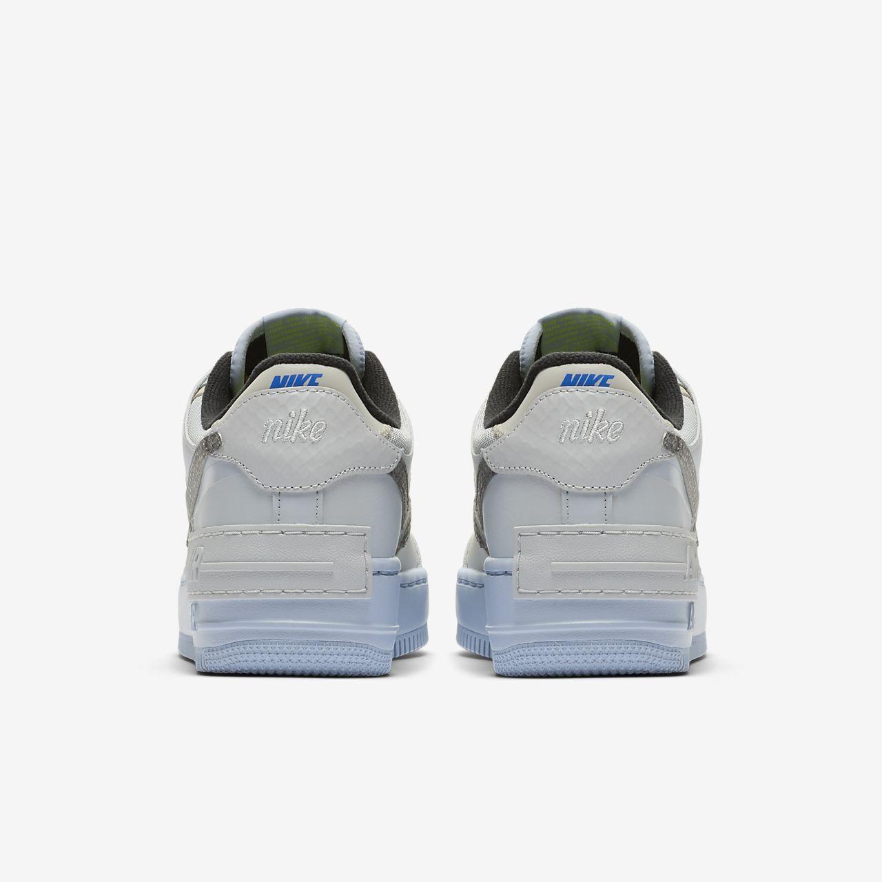 air force 1 shadow blu