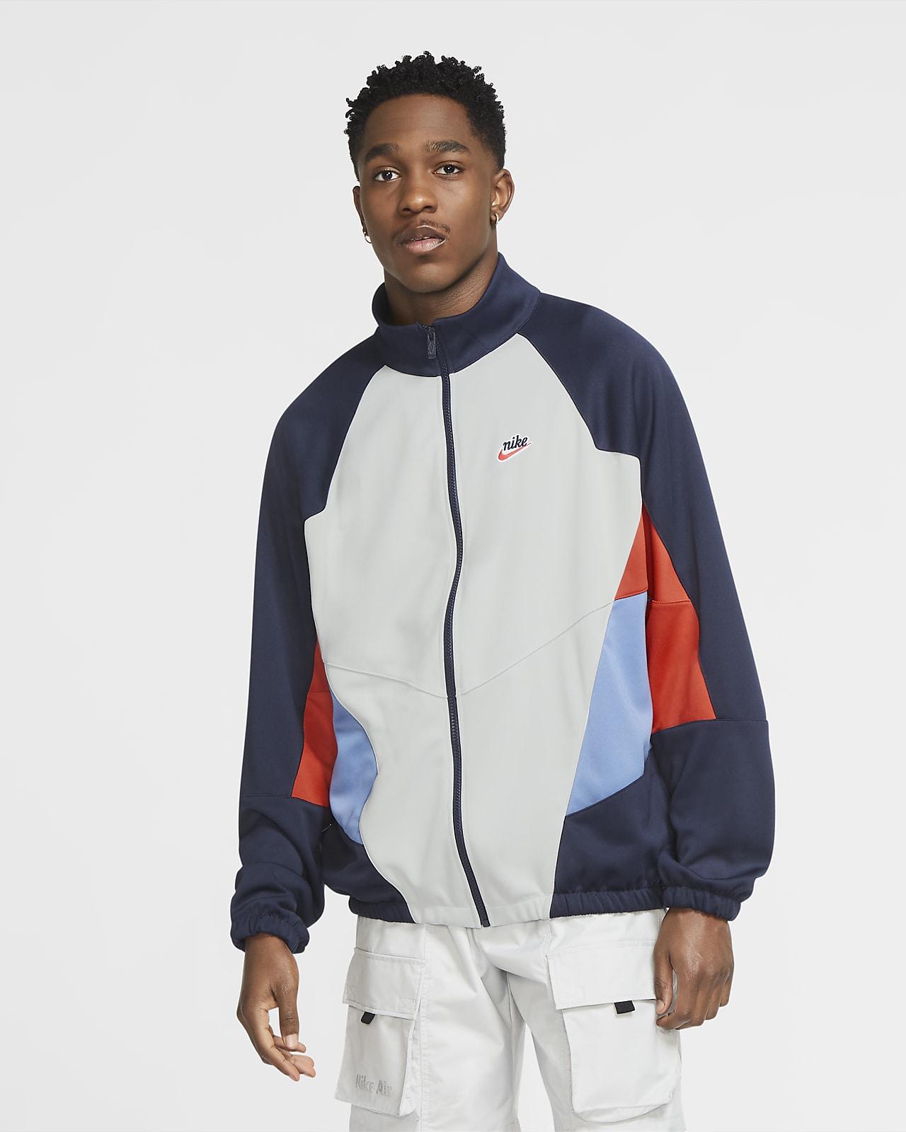 Nike Sportswear Heritage Windrunner Men's Polyknit Jacket