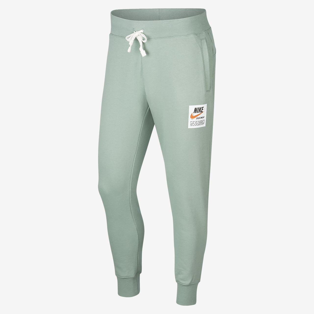 pantaloni jogger nike uomo