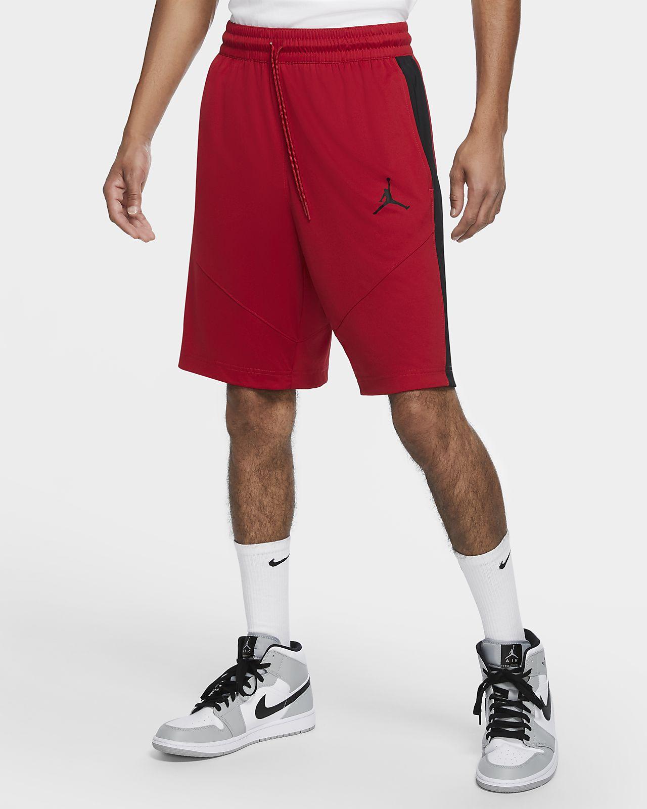 กางเกงบาสเก็ตบอลขาสั้นผู้ชาย Jordan Jumpman