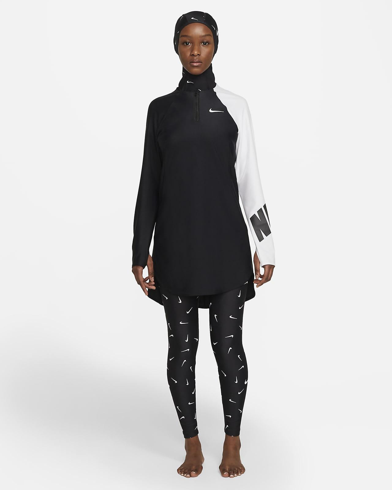 Leggings da bagno avvolgenti Nike Victory - Donna