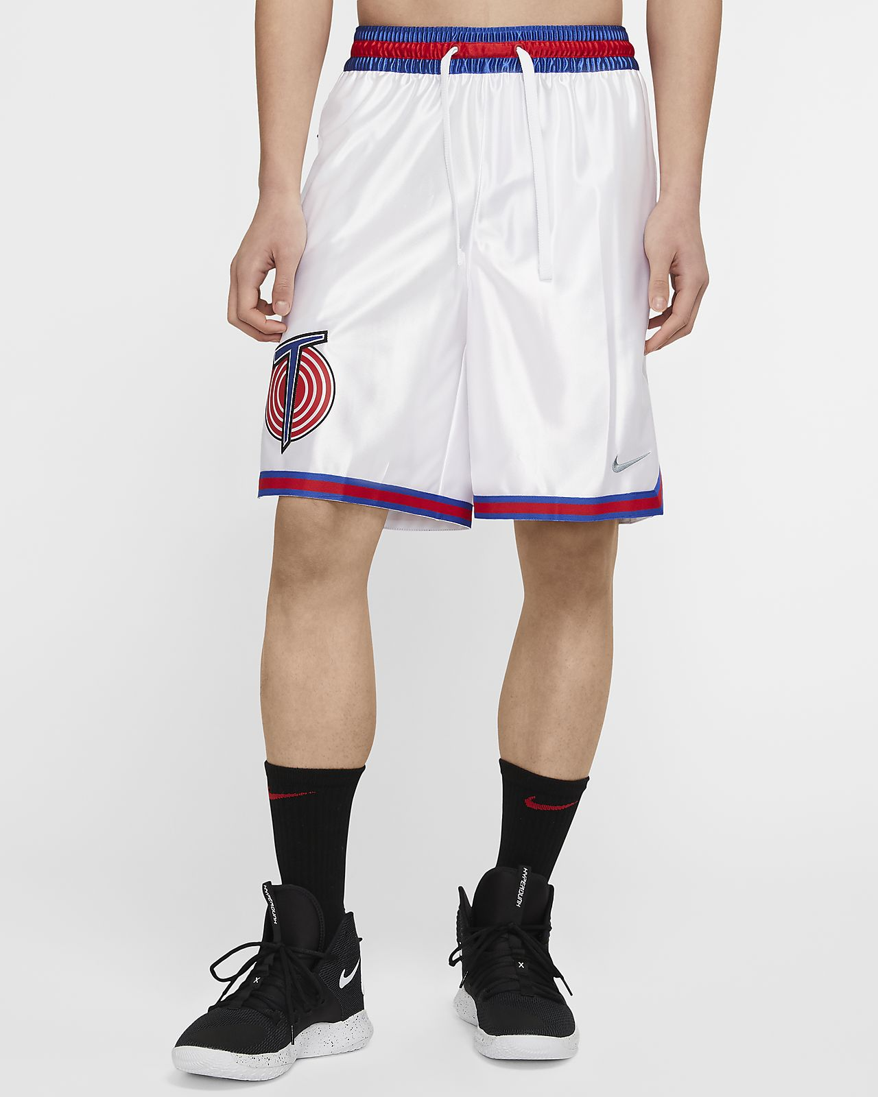 LeBron x Tune Squad Men's Nike DNA Shorts