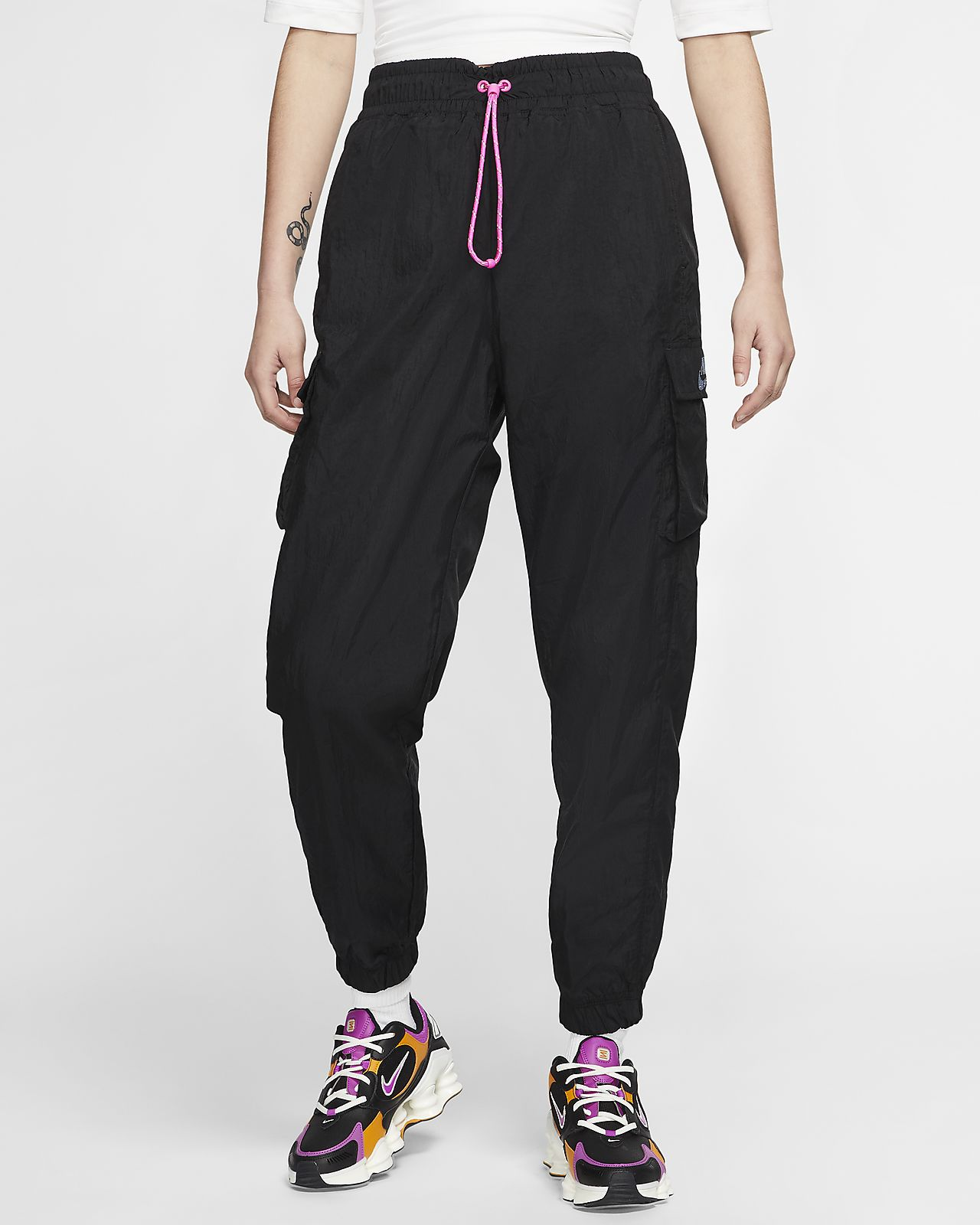 Nike Sportswear Icon Clash Women's Woven Pants