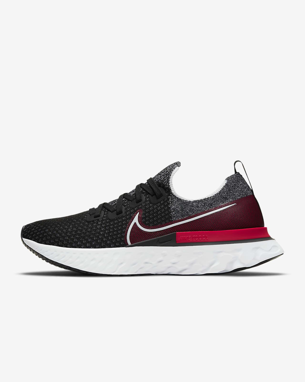 Męskie buty do biegania Nike React Infinity Run Flyknit