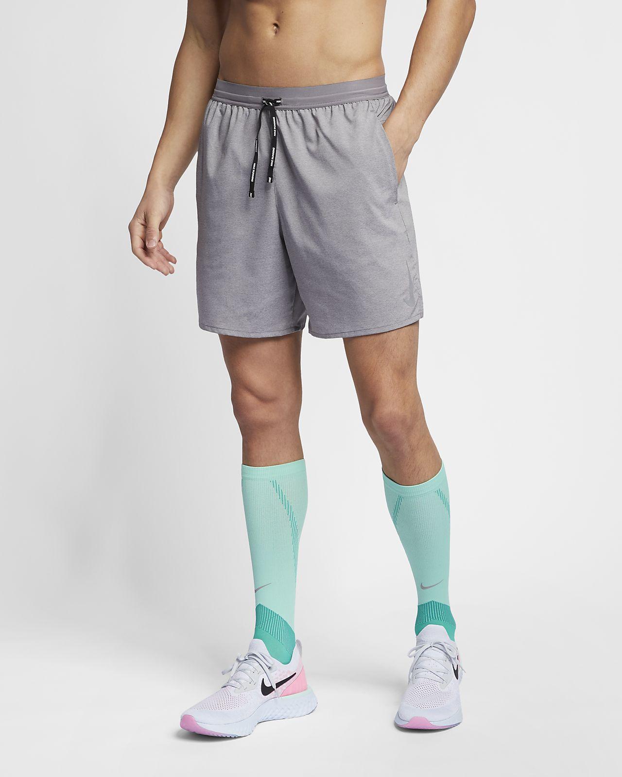 กางเกงวิ่งขาสั้น 7 นิ้วผู้ชาย Nike Flex Stride