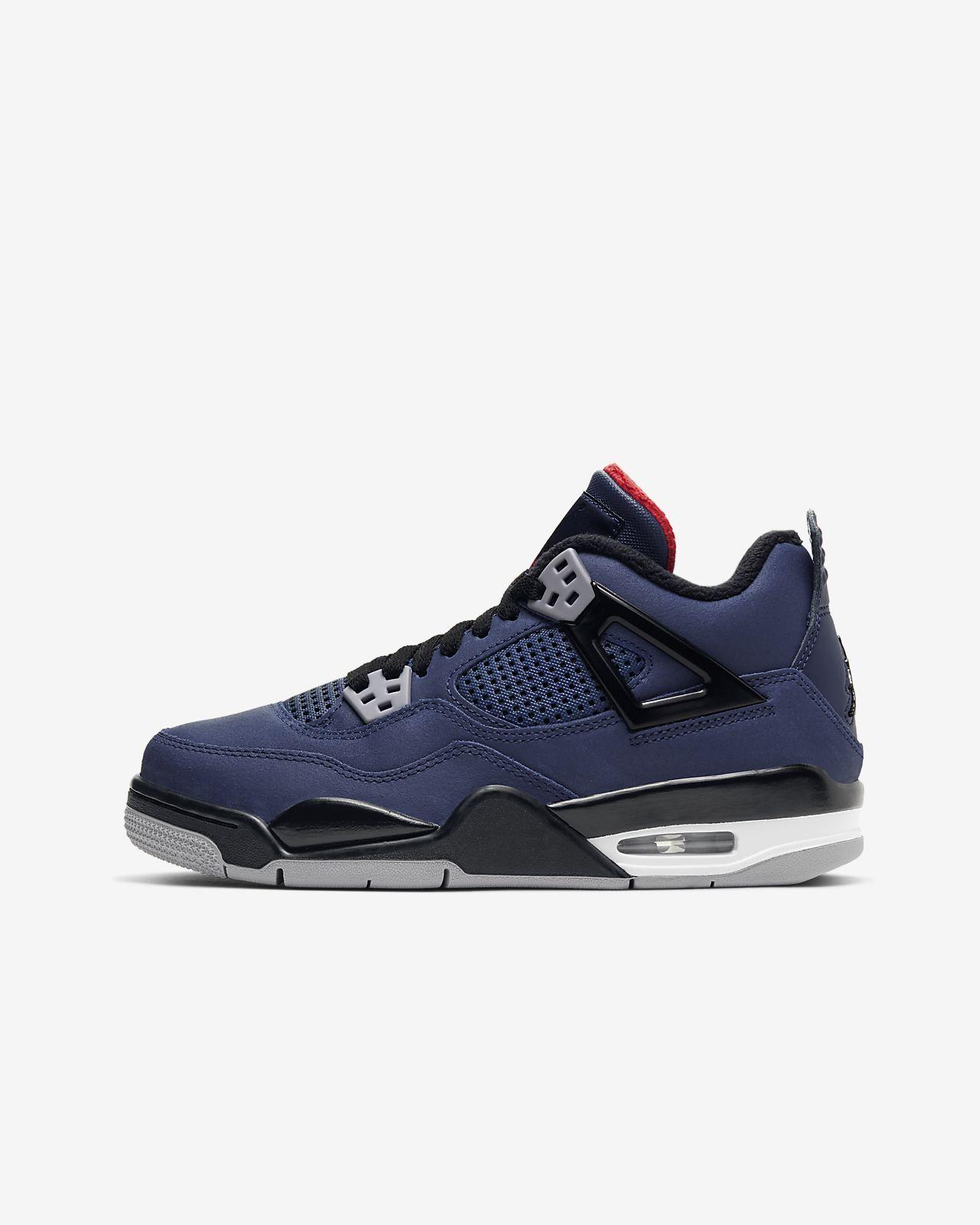 Air Jordan 4 Retro WNTR Older Kids' Shoe
