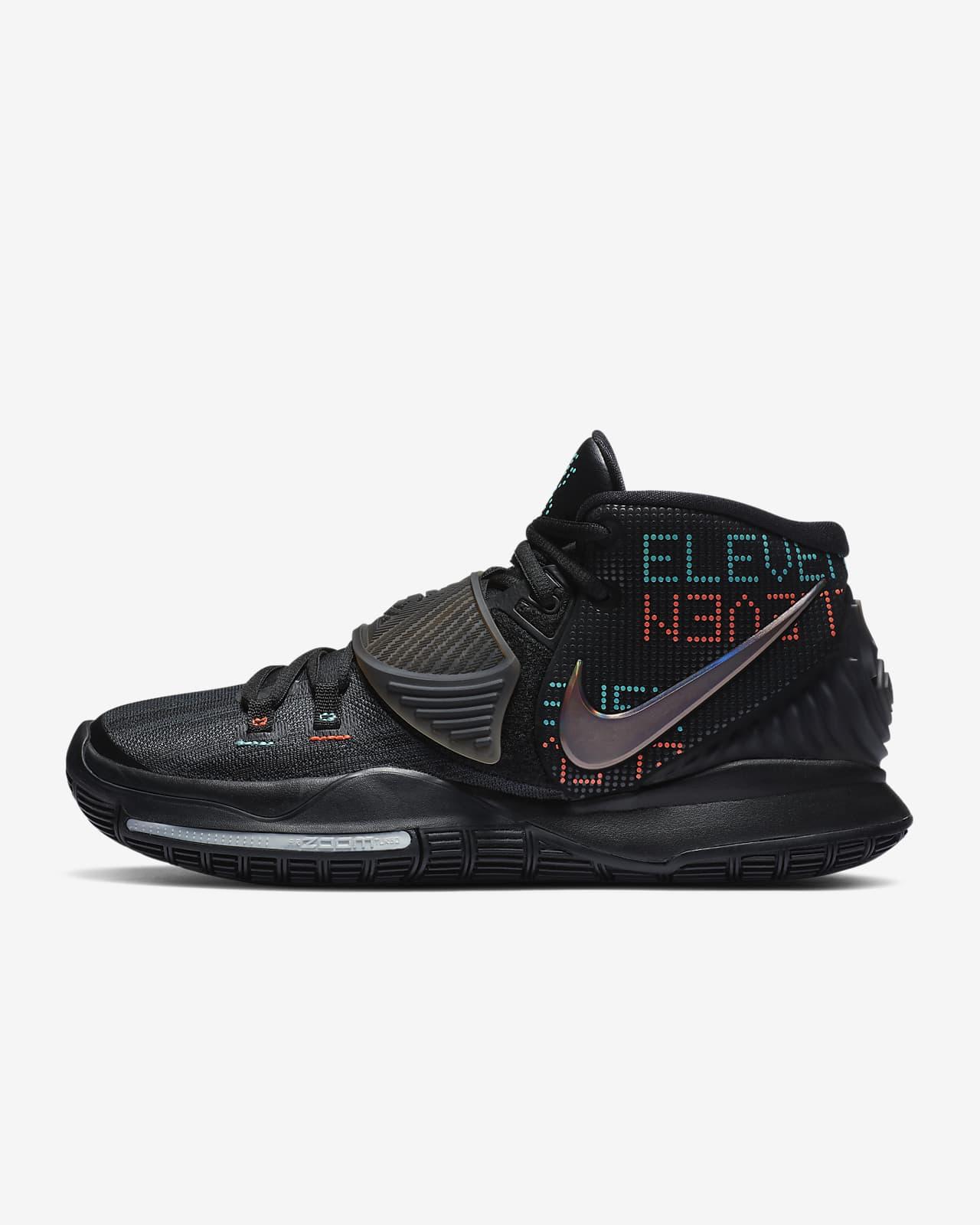 "Kyrie 6 ""Triple Black"" Basketball Shoe"