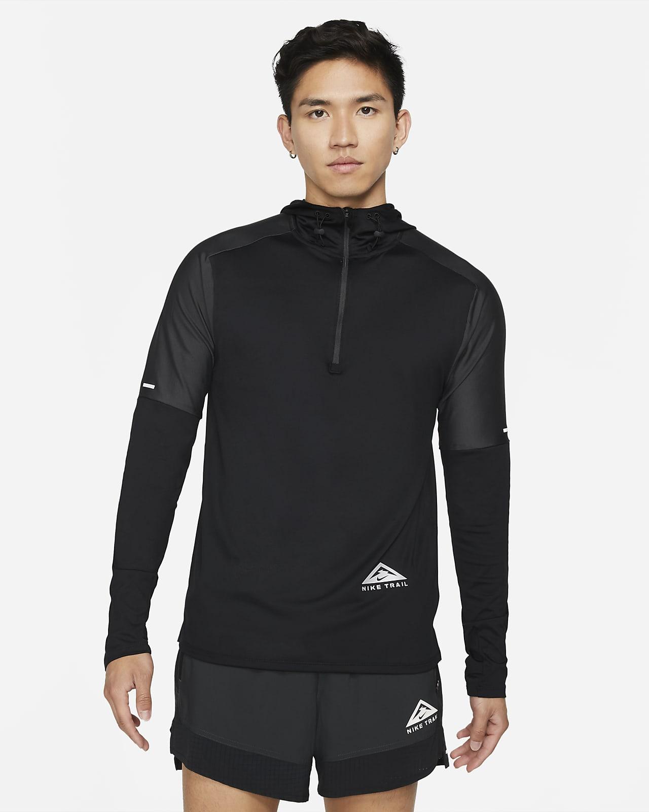 Nike Dri-FIT Trail Element Men's 1/2-Zip Trail Running Top