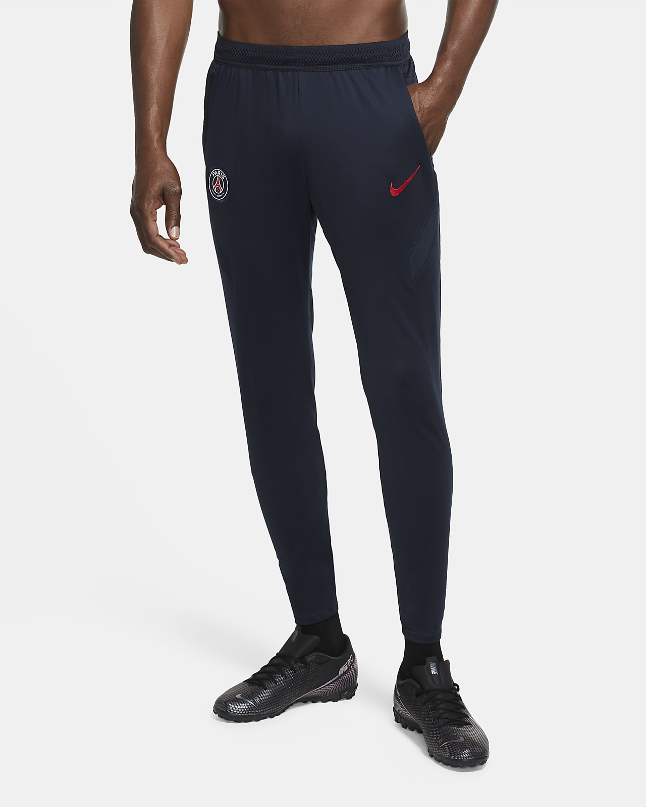 Pantalon de football Paris Saint-Germain Strike pour Homme