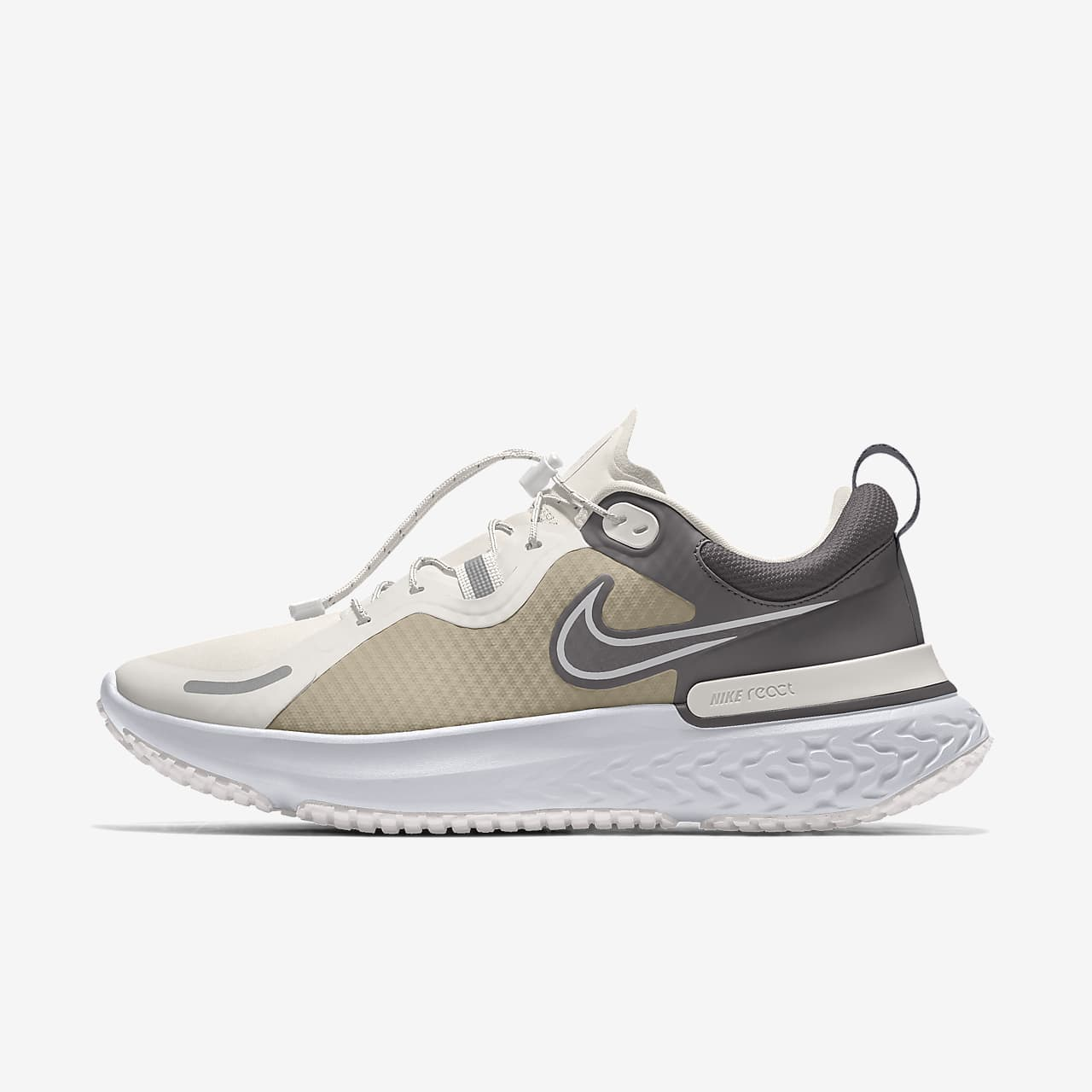 Nike React Miler Shield By You Custom hardloopschoen