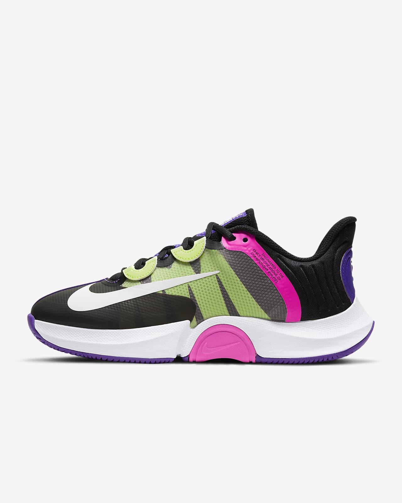 Tennissko för hårt underlag NikeCourt Air Zoom Turbo för kvinnor