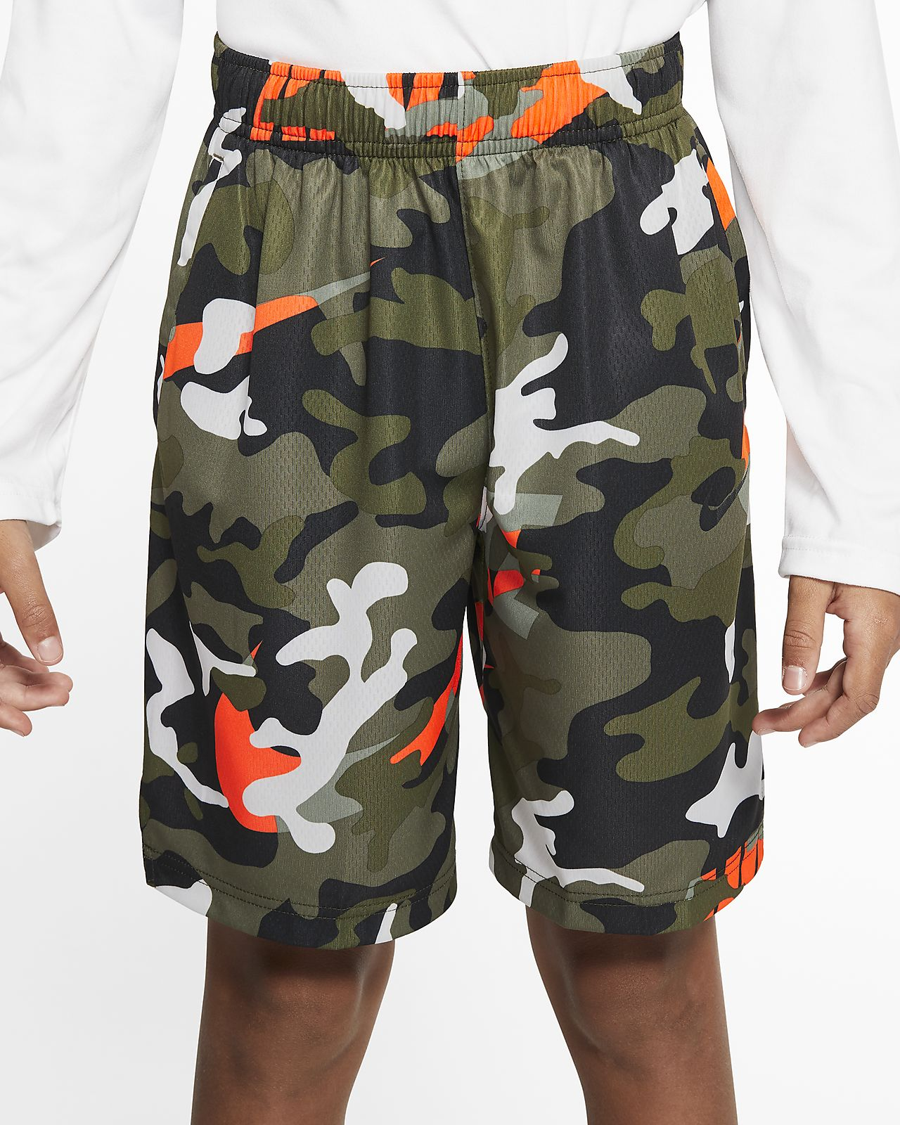 Free Country Little Boys Camo Zones Board Shorts