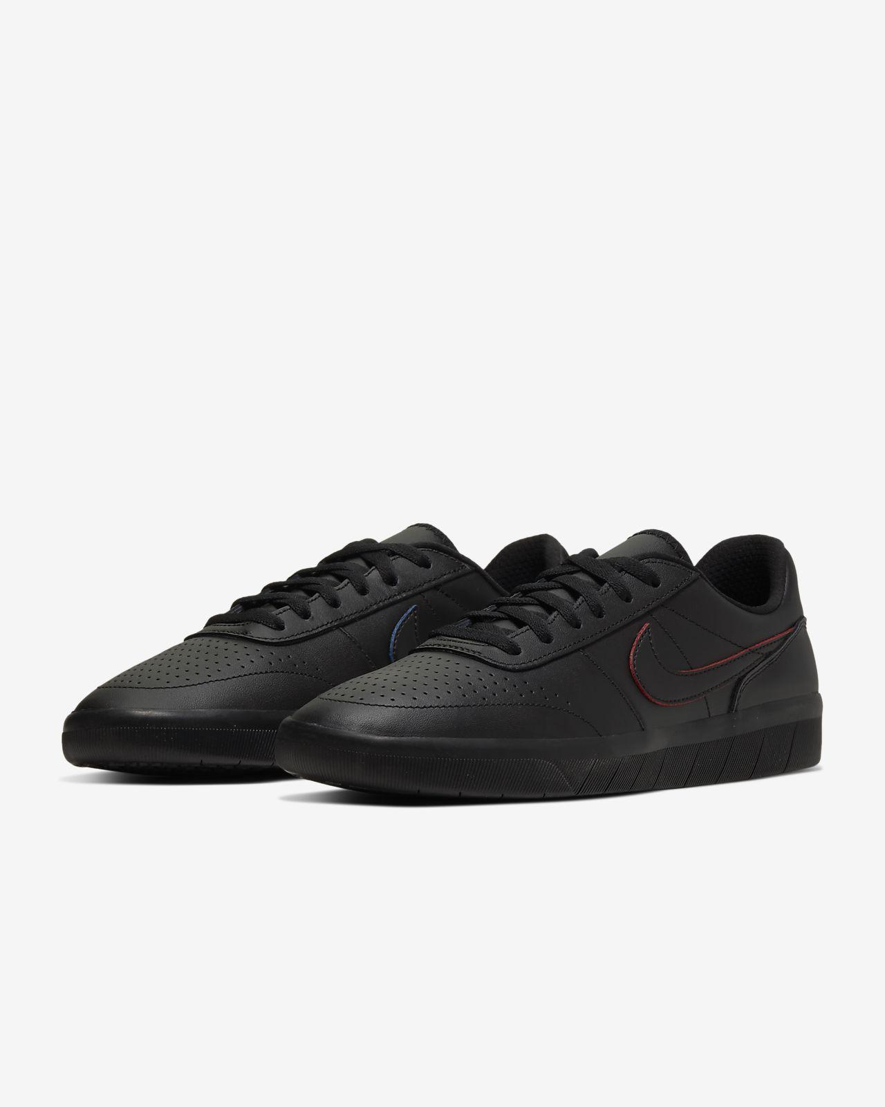 chaussure de skate nike cuir