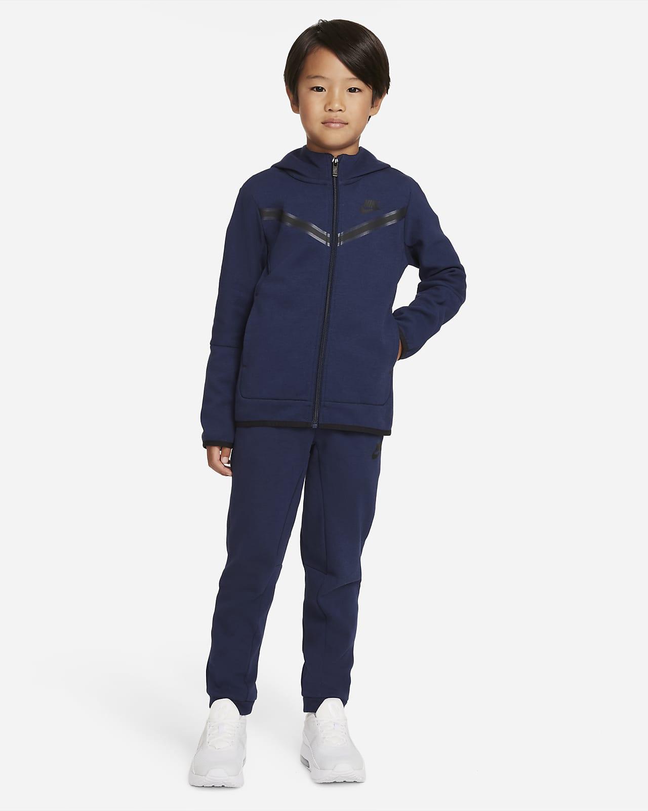 Nike Sportswear Tech Fleece Little Kids' Jacket and Pants Set