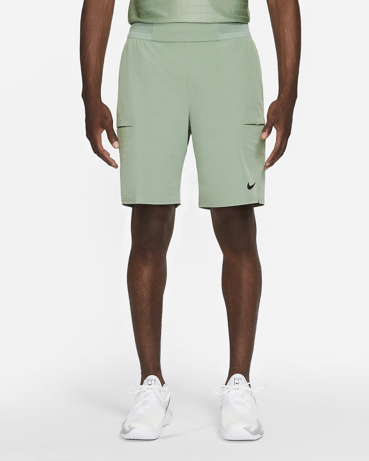 Tennisshorts NikeCourt Dri-FIT Advantage 23 cm för män