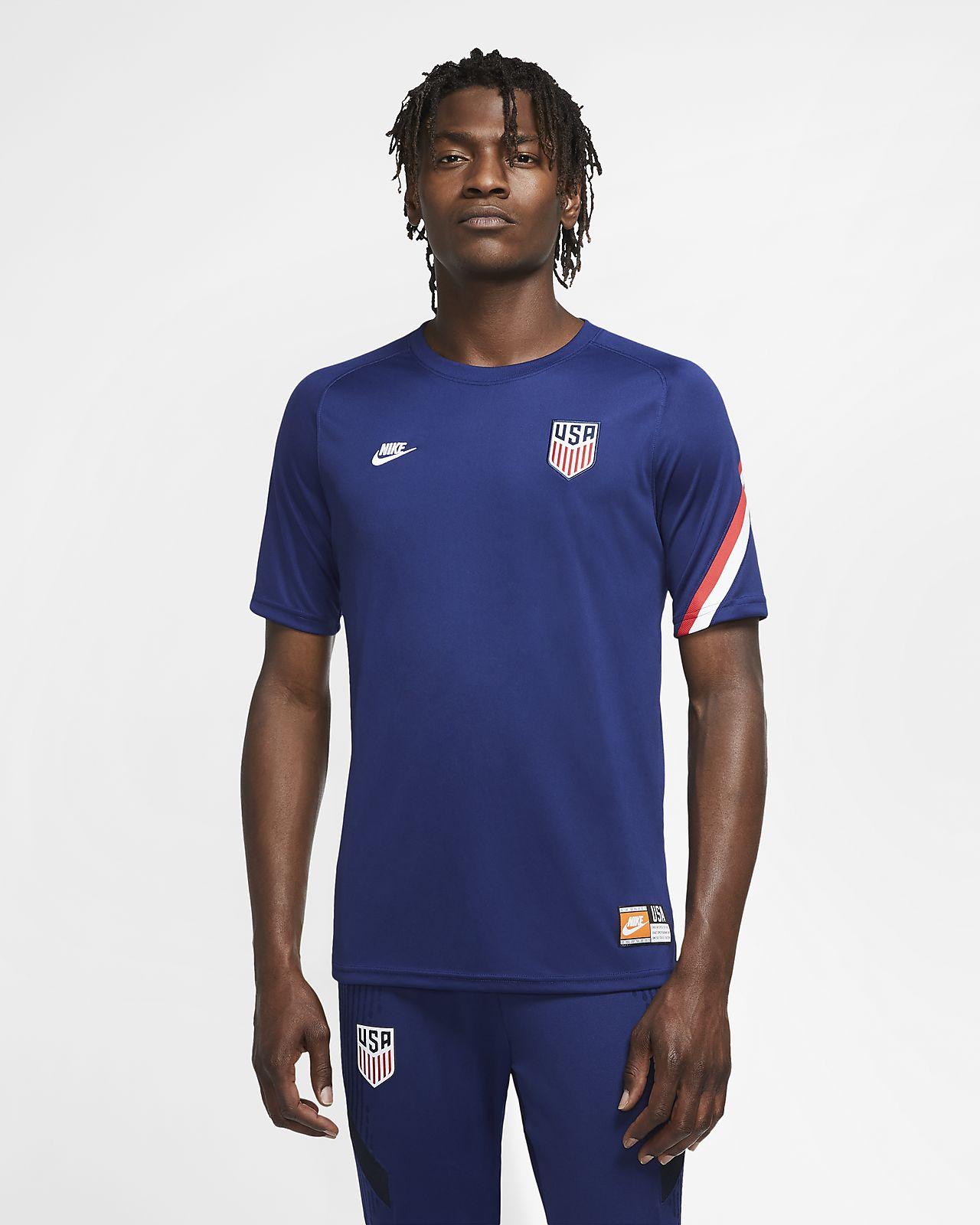 U.S. Soccer Samarreta de màniga curta de futbol - Home