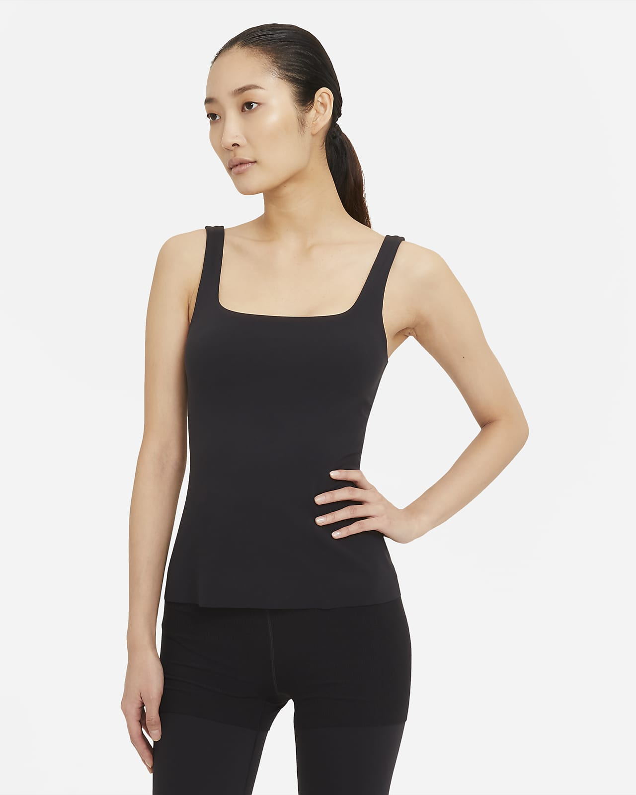 Nike Yoga Luxe 女子背心