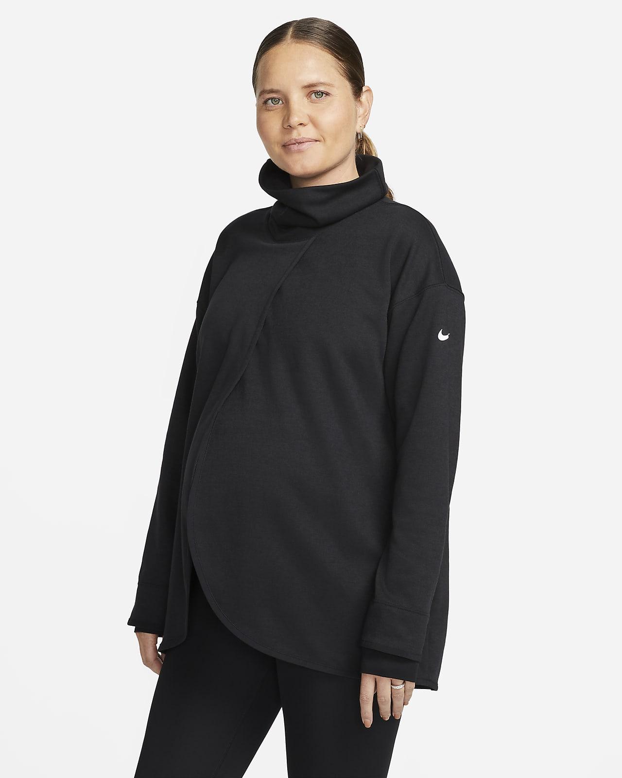 Sudadera sin cierre para mujer (de maternidad) Nike (M)