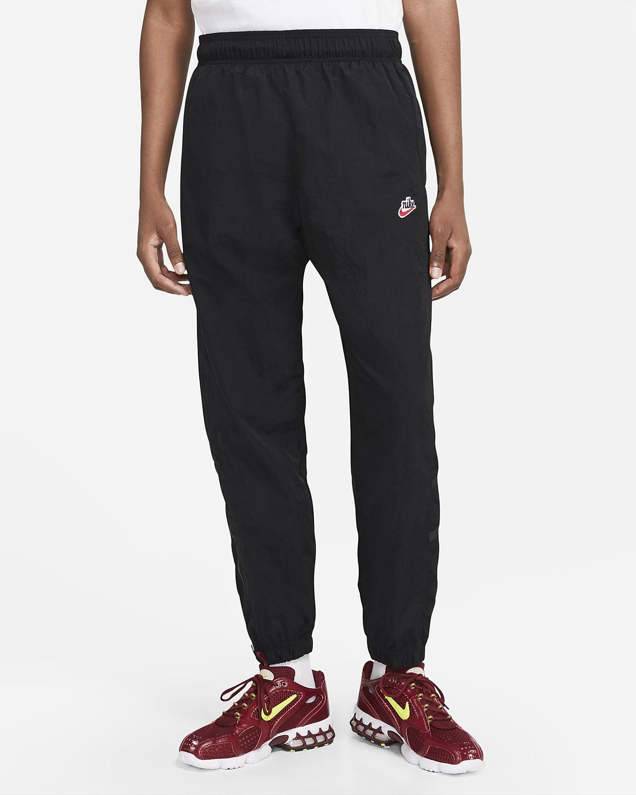Nike Sportswear Heritage Windrunner vevd bukse til herre