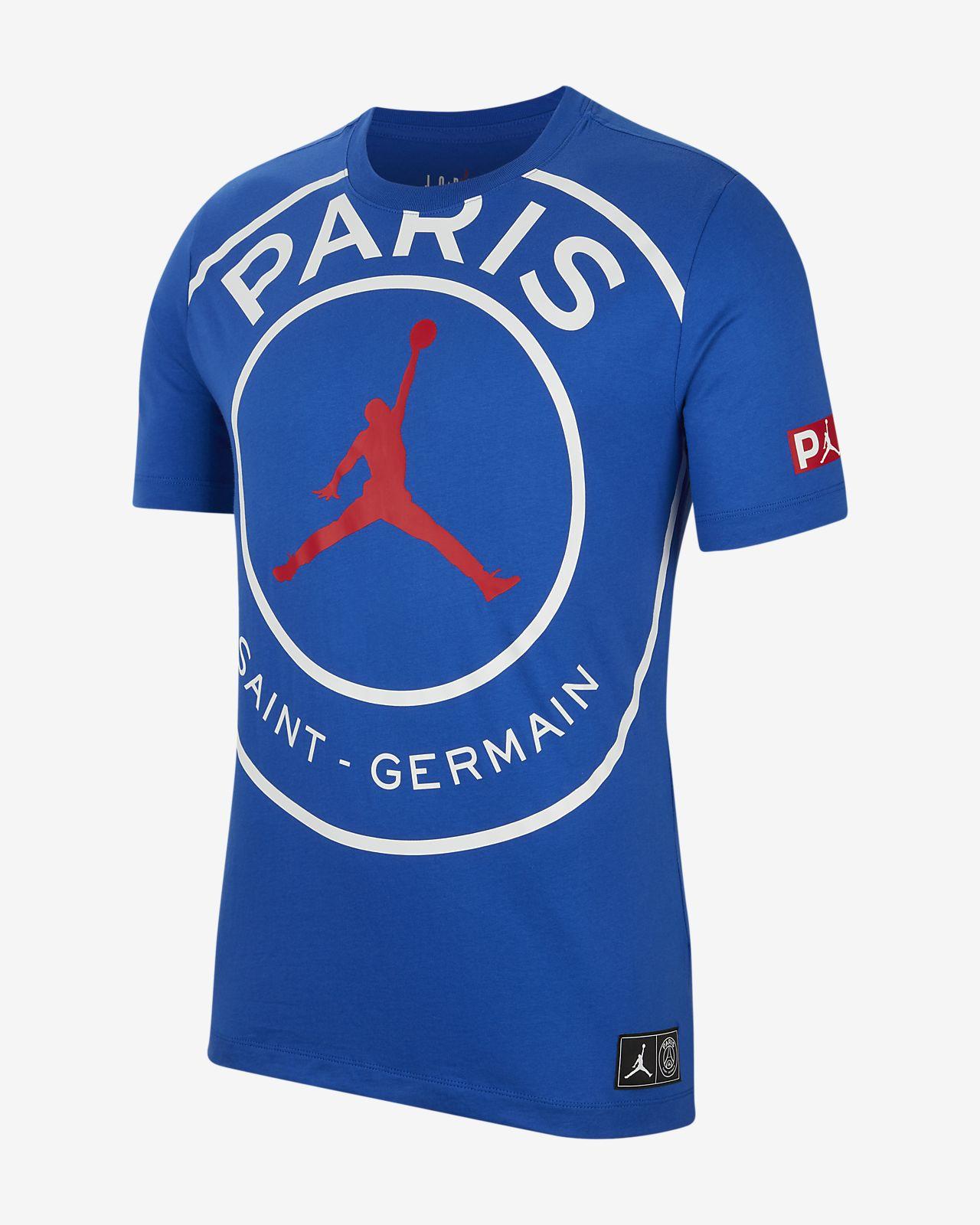 巴黎圣日耳曼Logo 男子T恤