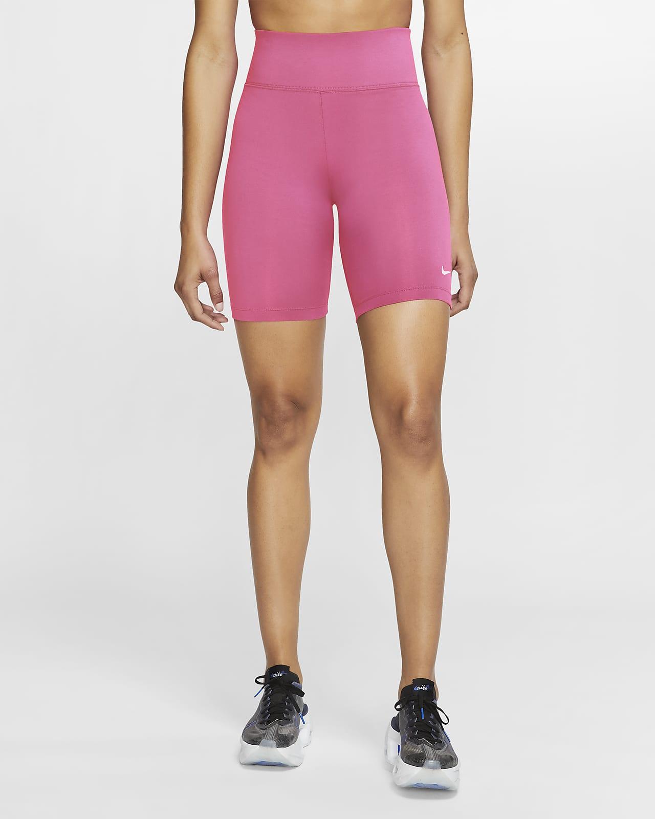 Calções tipo ciclista Nike Sportswear Leg-A-See para mulher