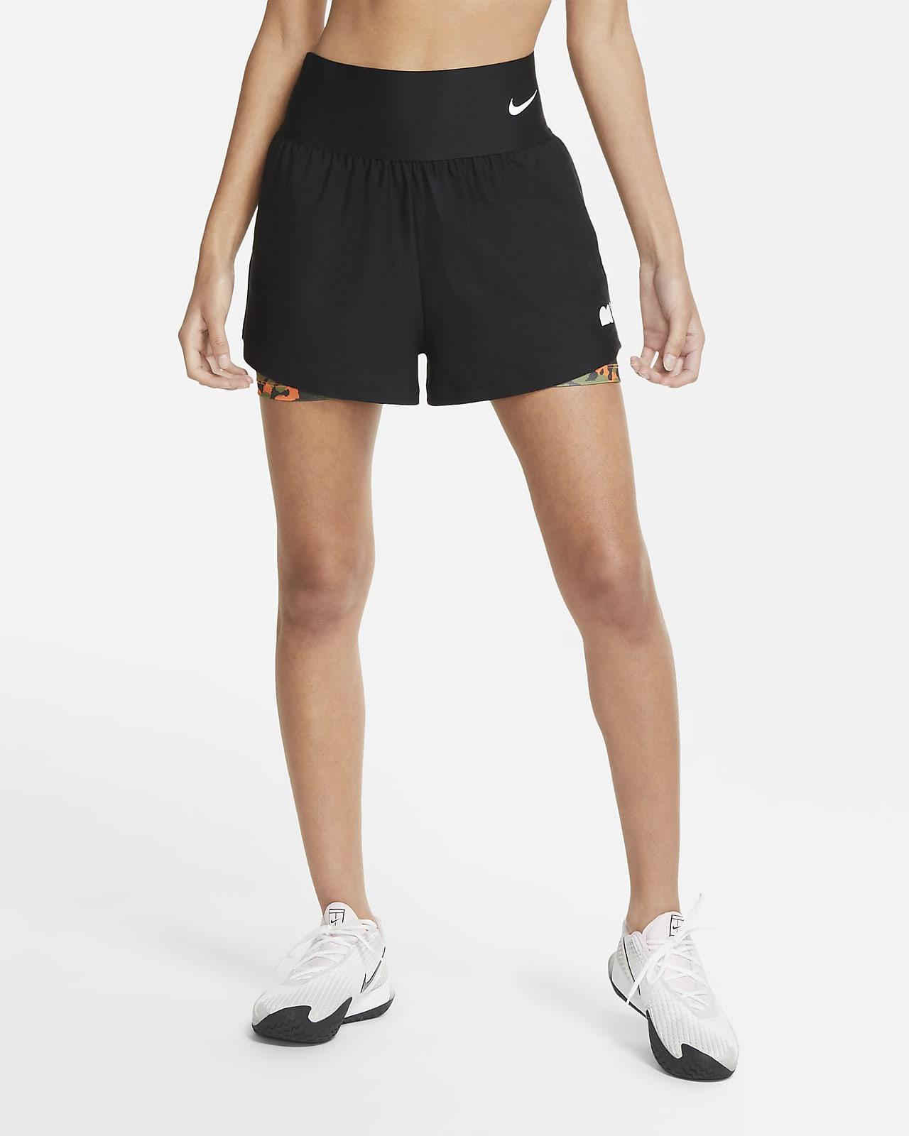 Σορτς τένις NikeCourt Dri-FIT Naomi Osaka