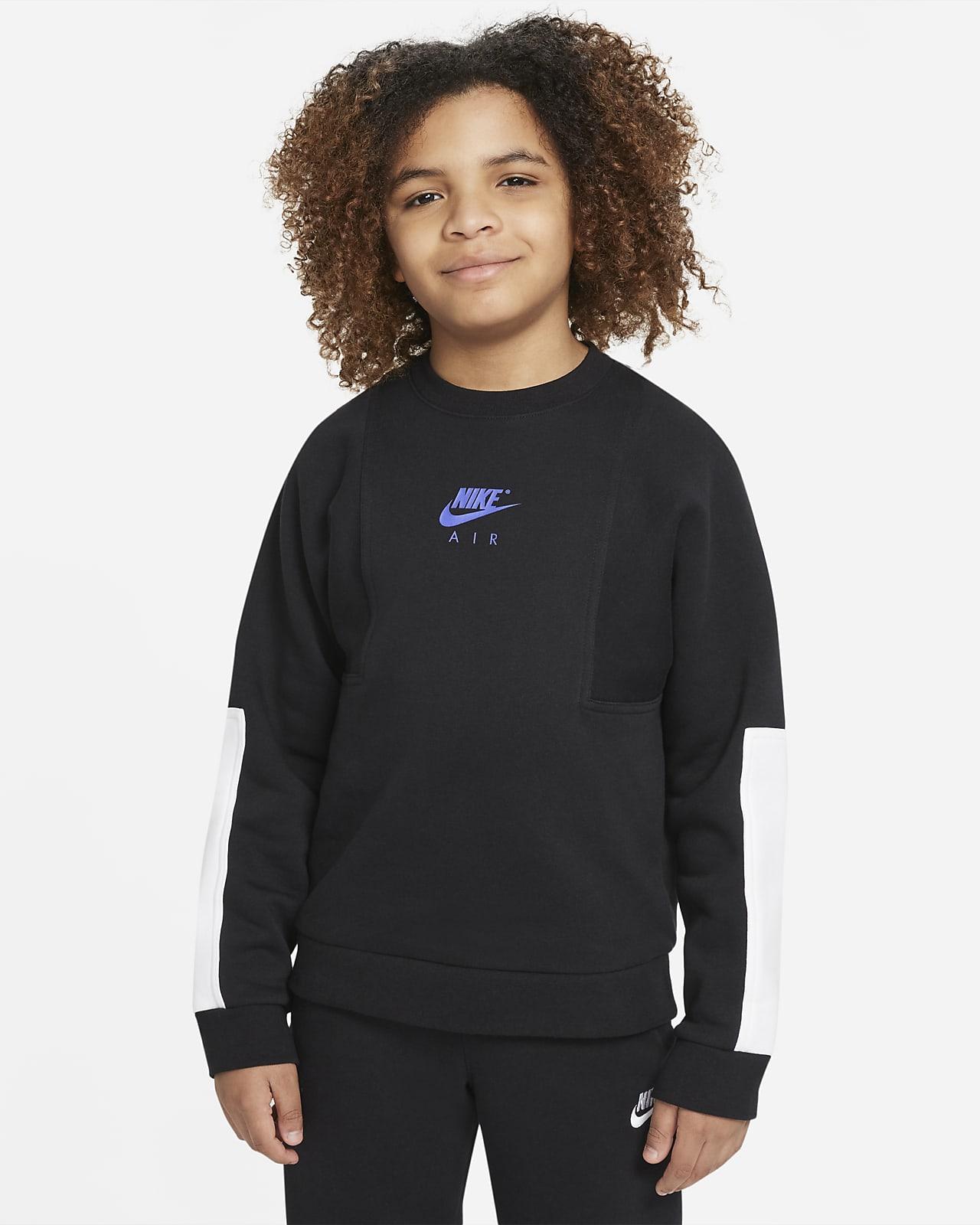 Nike Air Older Kids' (Boys') Sweatshirt