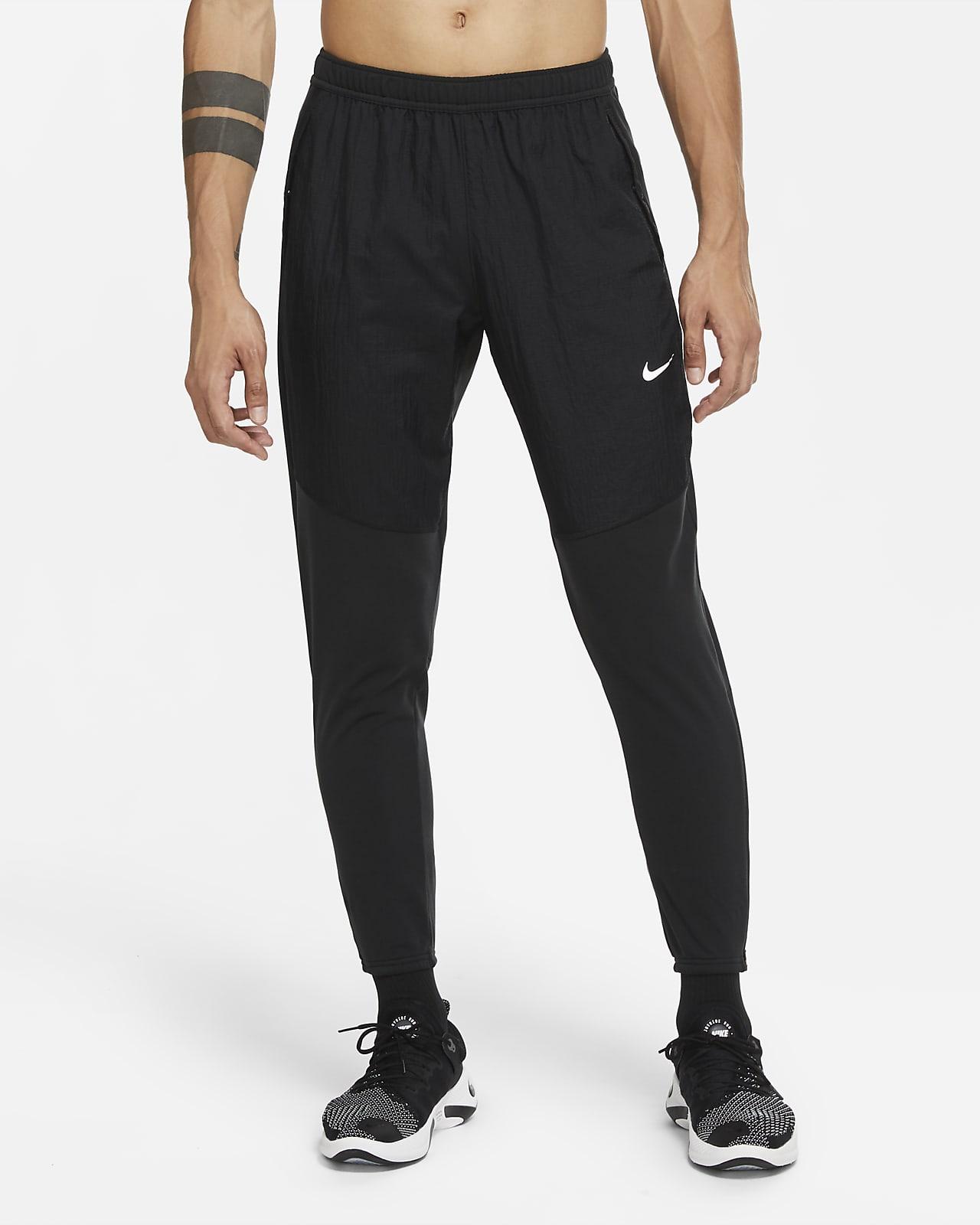 Pánské běžecké kalhoty Nike Therma Essential