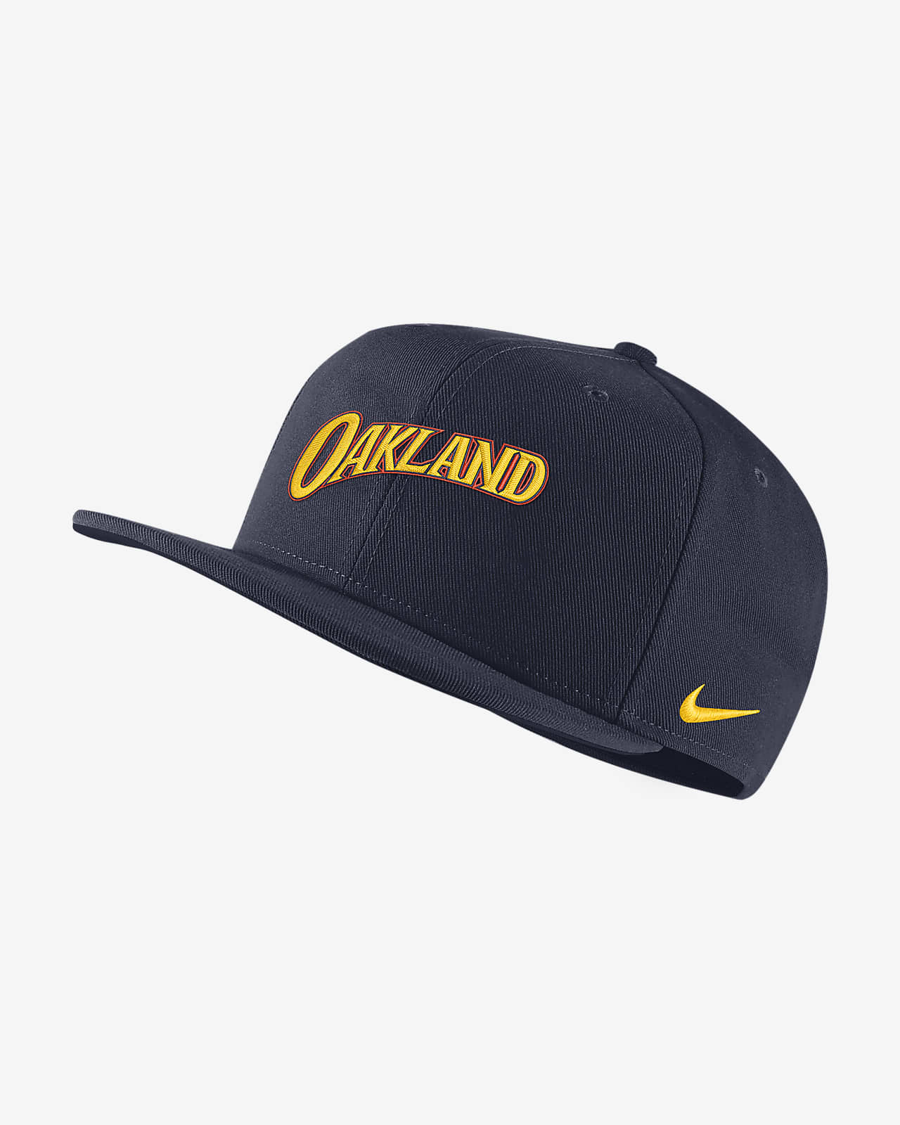 Golden State Warriors City Edition Nike Pro NBA Cap