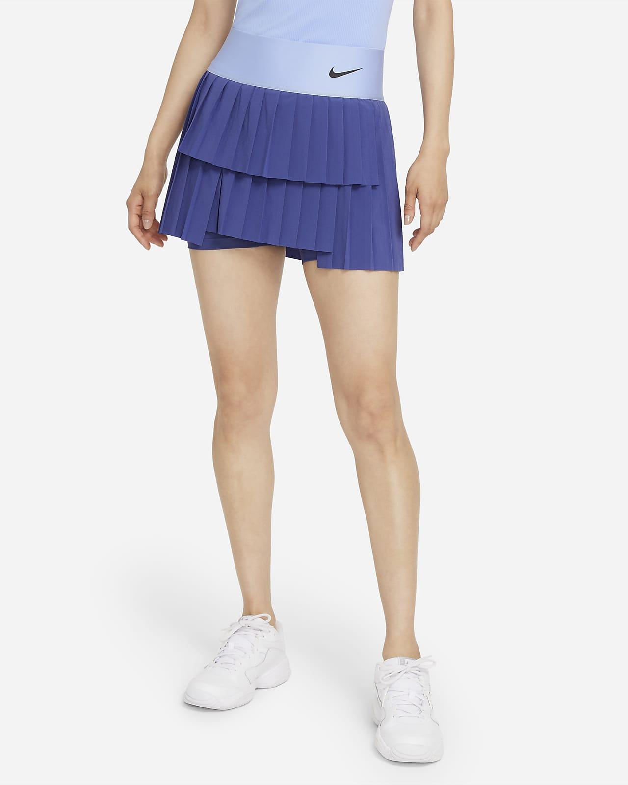ナイキコート アドバンテージ ウィメンズ プリーテッド テニススカート