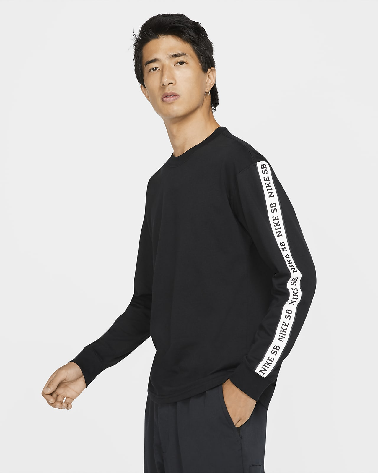 Nike SB Men's Long-Sleeve Skate Top
