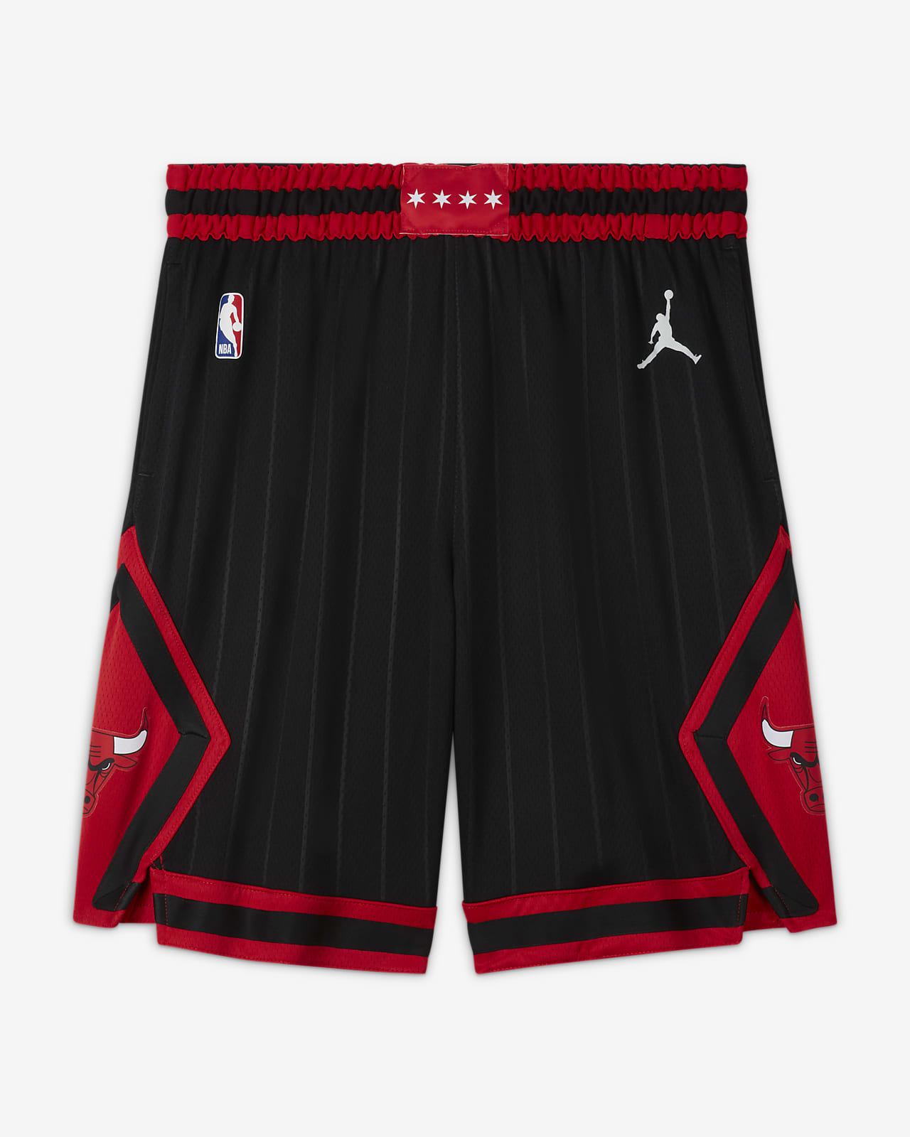 Bulls Statement Edition 2020-Jordan NBA Swingman-shorts til mænd